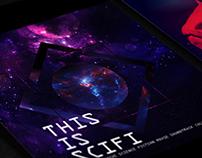 This is SciFi - Album Artworks