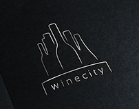 Winecity, naming and brand design