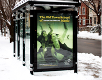 Bus Shelter Posters