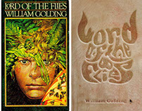 Iconic Book Cover Redesign—Lord of the Flies