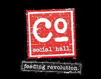 Company Social Hall Logo