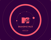 MTV Branding Pack for VideoClip