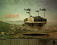 Save Al-Aqsa   #retouching