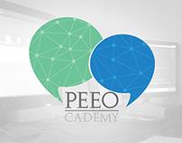 PEEOcademy - Website