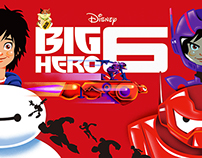 Big Hero 6 / Hiro & Baymax
