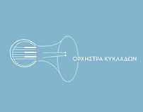 Cyclades Orchestra Logo