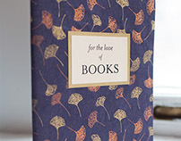 Book Design // For the Love of Books