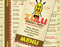 Zulu Wings & Deli