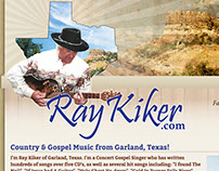 Ray Kiker Website