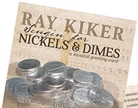 Ray Kiker: Singin' for Nickels & Dimes