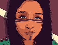 Allison Portrait