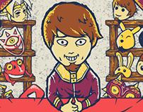 Peanut Butter Gamer Commision