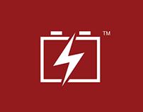 Batterielektronik Symbol