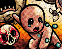 The Binding of Isaac: Rebirth Fan Art