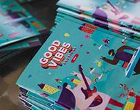 Good Vibes Festival 2014 Booklet