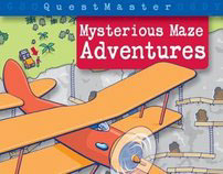 """Questmaster: Mysterious Maze Adventures"""