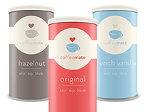 Coffee Mate Re-Branding & Packaging