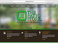 Web Development | The Patio Store