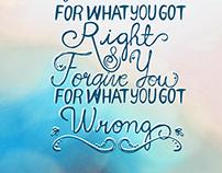 Quote Typography