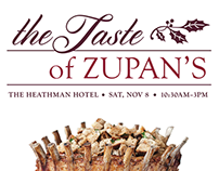 Taste of Zupans
