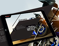 Yamaha YZF-R1 website