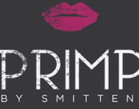 Primp by Smitten - Logo Design