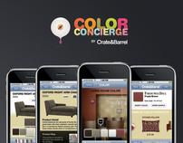 Color Concierge by Crate & Barrel