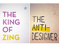 Research a Designer: Ed Fella