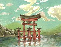 Moleskine in Japan