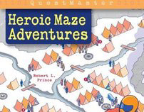 """Questmaster: Heroic Maze Adventures"""