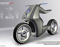 E06 Electric Scooter