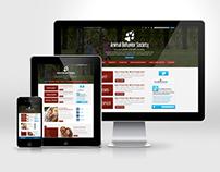 Animal Behaviour Society, Website Layout