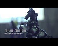 Zohaib Siddiqui - Director | Cinematographer Reel 2014