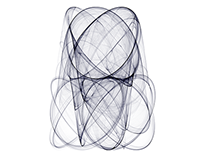 Fleeting moments in algorithmic space series pt. 1