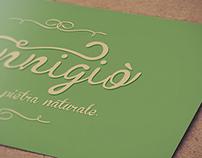Ninnigiò - Handmade Logo