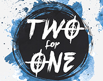 Two for One Tuesdays Offer Poster