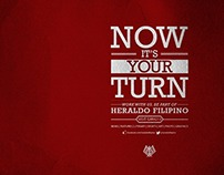 STOP MOTION VIDEO: Heraldo Filipino Recruitment Ad