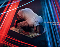 Pertamina Ramadhan Print Ad 2014