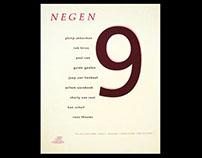 Negen / Witte de With