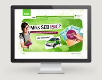 SEB ISIC campaign