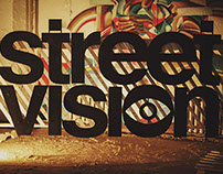 """'brothers' in """"street vision"""" Tomsk Russia 2014"""