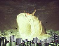 Keats 02 - Kaiju Dugu (Artwork)