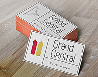 Grand Central / Concept Store Branding