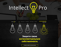 Landing Page for Intellectual Property Office