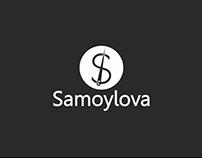 The logo of Samoylova.