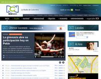 RCN RADIO - La Radio (2009-2010)