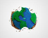 Cartel Coca Cola- Medio Ambiente