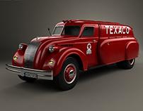 Dodge Airflow Tanker Truck