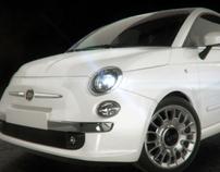 Fiat 500 pitch