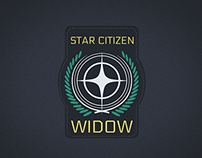 Star Citizen Designs - Widow Edition